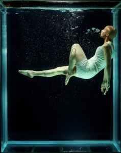 adult agility aquarium ballerina
